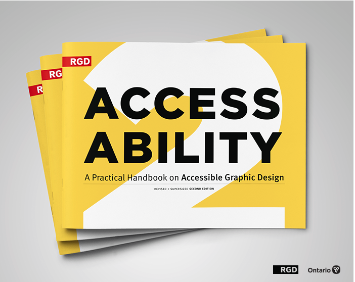 Cover image of Accessibility 2 by RGD