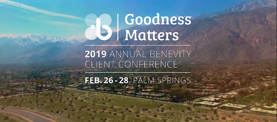 Goodness Matters conference highlight reel 2019